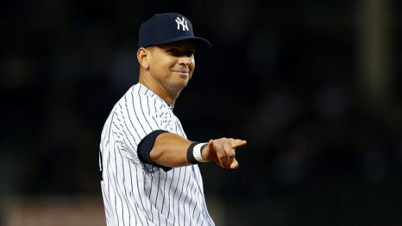 Book Claims A-Rod Was Given Testosterone Exemption