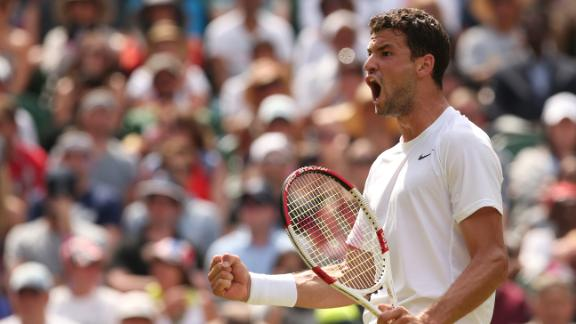 Dimitrov: I Sensed Murray Wasn't In Top Form
