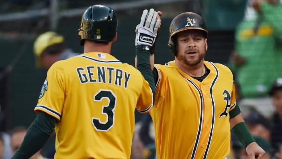 A's Win Despite Overturned Call