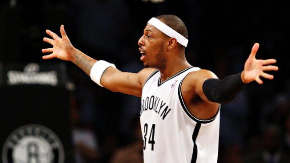 GM: Nets Not Interested In Pierce Deal To Clippers