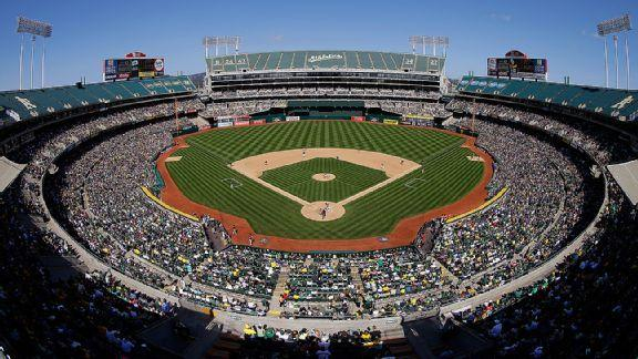 A's Finalize Deal To Stay At Coliseum