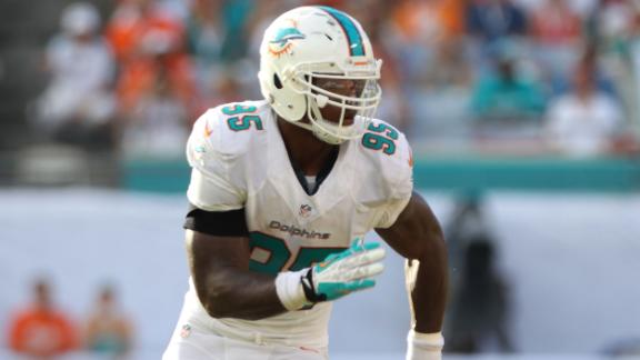 Dion Jordan Suspended Four Games
