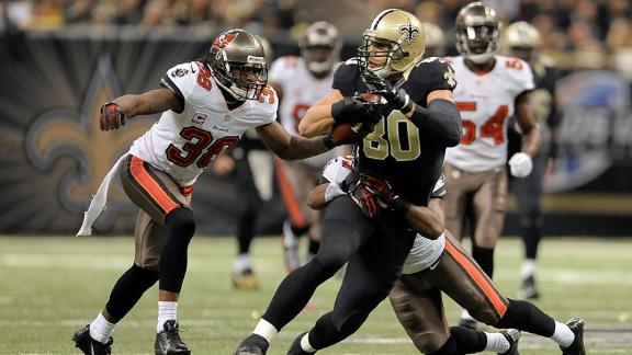 Inside The Huddle: Jimmy Graham