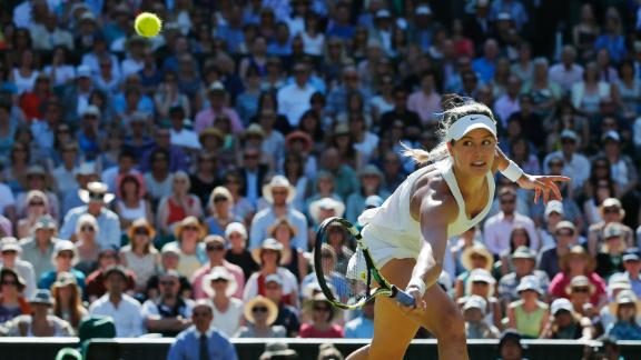 Confident Bouchard Into Final