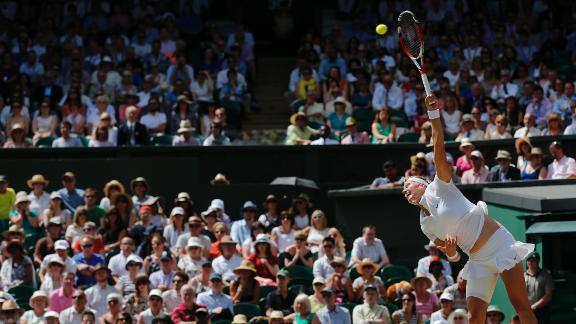 Kvitova's Powers Into Wimbledon Final
