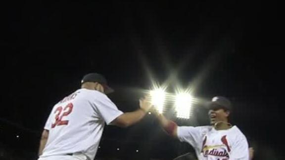 Video - Cardinals Hold Off Marlins