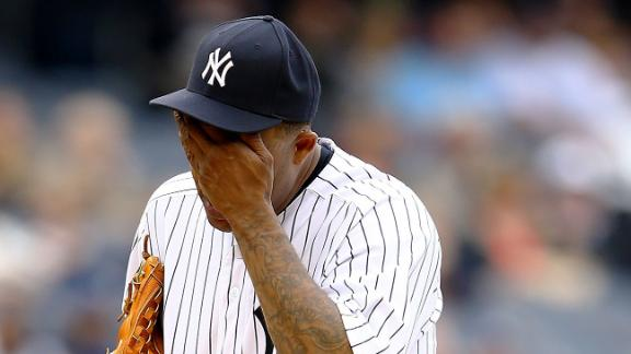 Sabathia Shut Down Indefinitely