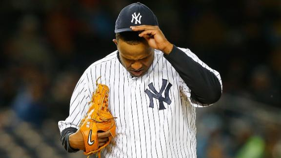 Sabathia Done For Season?