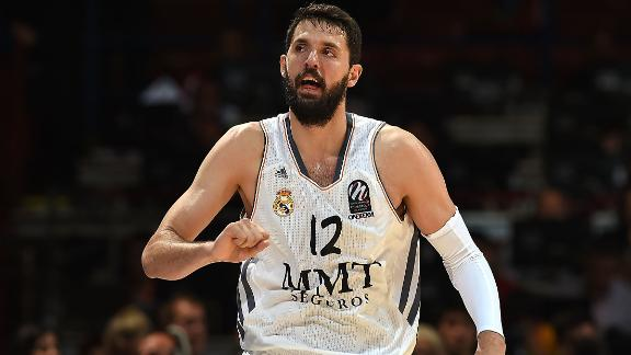 Bulls Trying To Add Euro Star Mirotic