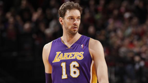 Gasol To Meet With Heat