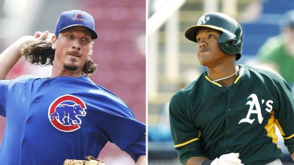 Athletics Bolster Rotation For World Series Run