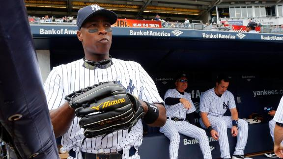 Alfonso Soriano Designated For Assignment