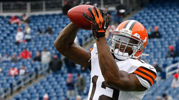 Browns Concerned For Josh Gordon