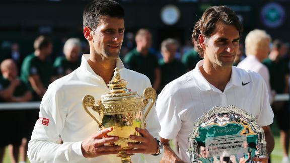 Djokovic: Thank You For Letting Me Win