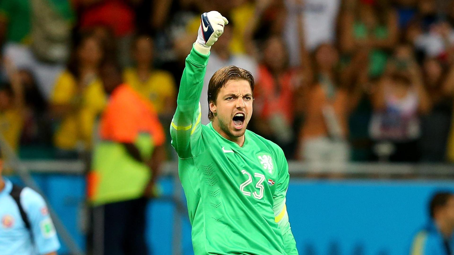 Van Gaal planned Krul switch