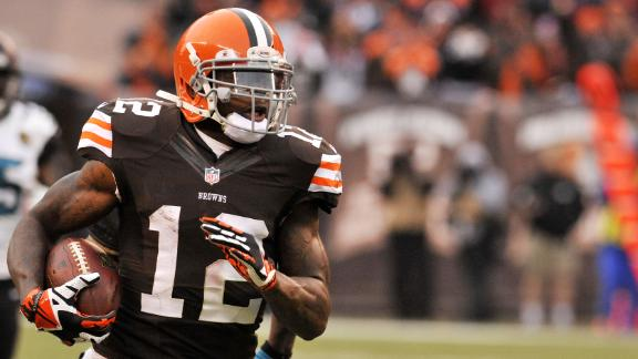 Cris Carter: Browns Should Release Gordon
