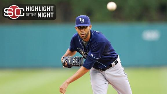 Price, Rays escape cellar by topping Tigers