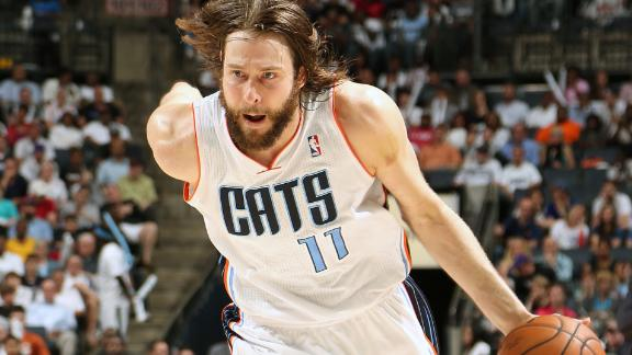Josh McRoberts Commits To Heat