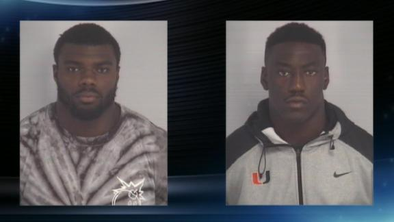 Miami LBs Arrested, Dismissed From Team