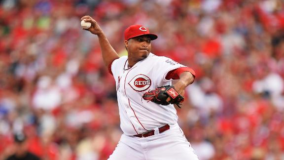 Reds call up IF after Phillips, Hamilton injuries
