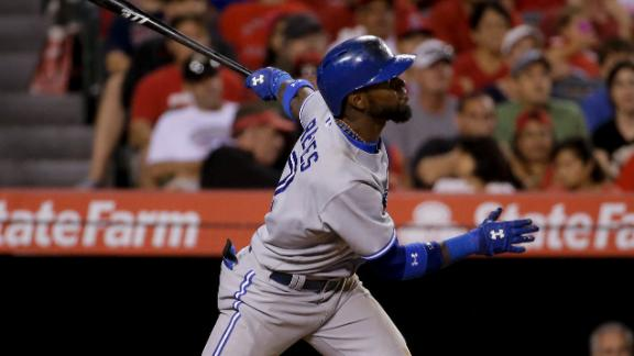 Reyes, Blue Jays Too Much For Angels