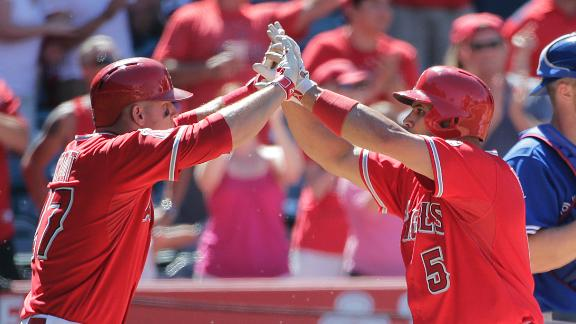 Angels Edge Blue Jays