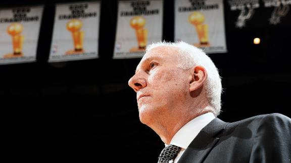Spurs Extend Popovich