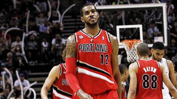Aldridge Happy, Waiting On Five-Year Deal