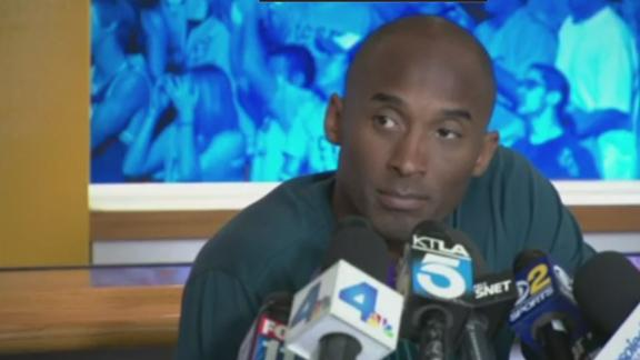 Kobe Talks Carmelo, Offseason