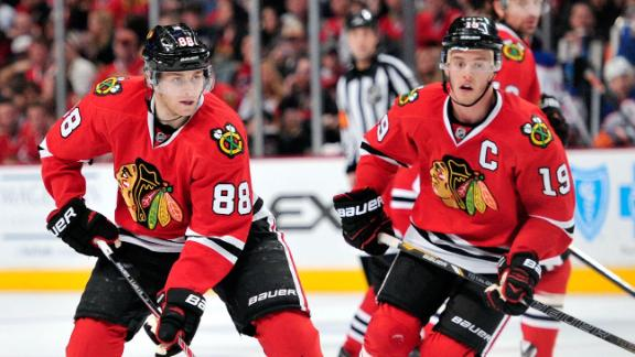 Blackhawks Reach Deal With Toews, Kane