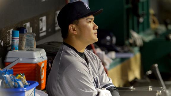Work Load Hurting Tanaka?