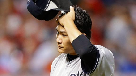 Tanaka Out Six Weeks