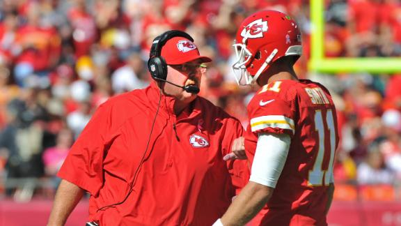 NFL Nation Buzz: Chiefs