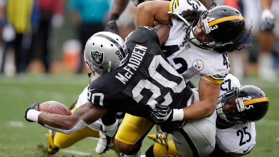 Inside The Huddle: Raiders' New Run-First Strategy