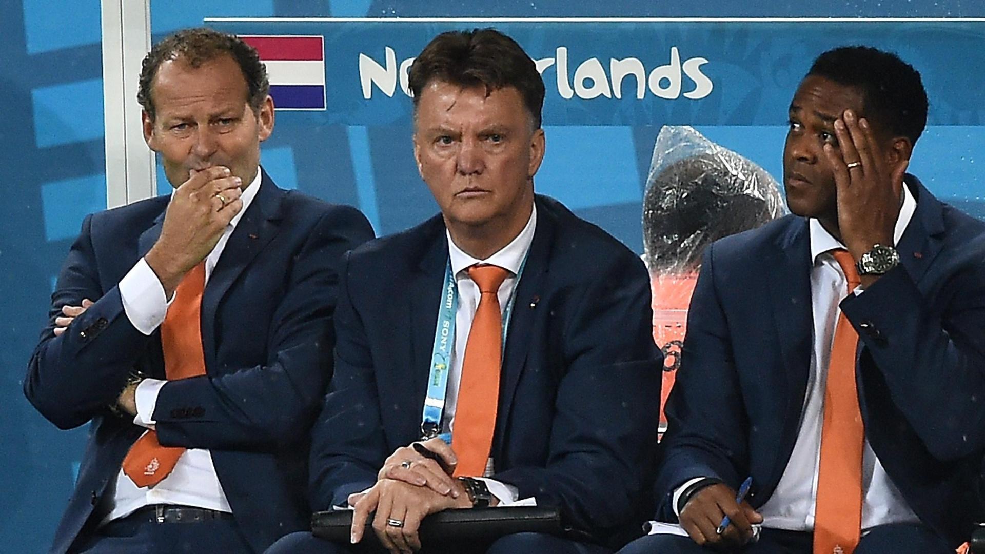 Van Gaal: We weren't expected to advance