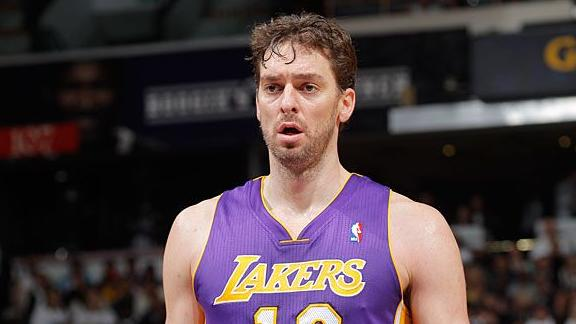 Bulls, Spurs Front-Runners For Gasol