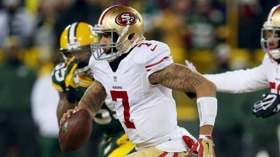 Video - No. 10: 49ers vs. Packers