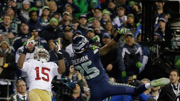 Video - No. 3: Seahawks vs. 49ers