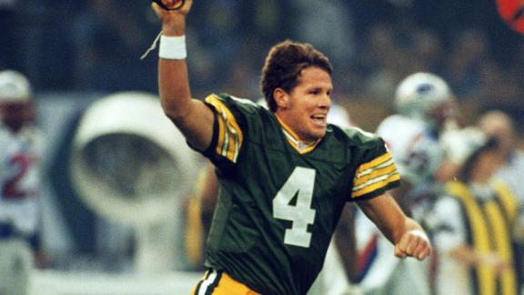 Brett Favre Jersey Retirement On Hold