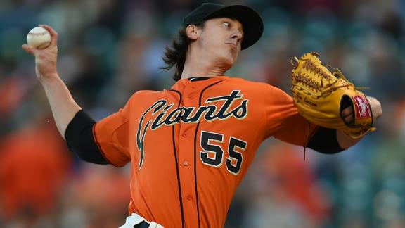 Video - Lincecum, Giants Blank D-backs