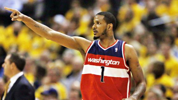 Ariza Signs With Rockets