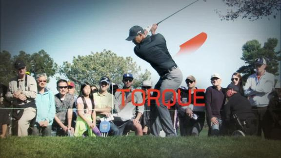 Sport Science: The Torque On Tiger