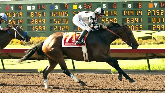 Route vers la (31e) Breeders' Cup 2014 - Page 2 Com_140713_Great_Lady_M_Stakes