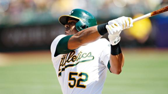 Cespedes Favorite To Win Home Run Derby?
