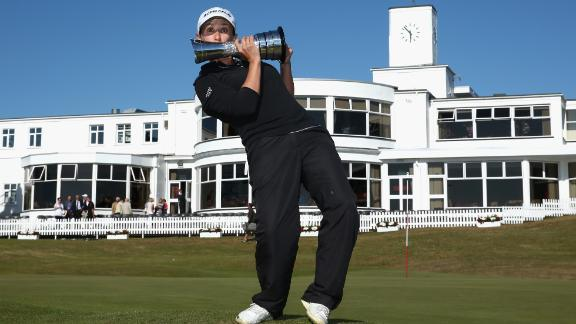 Martin Wins British Open In Thrilling Fashion
