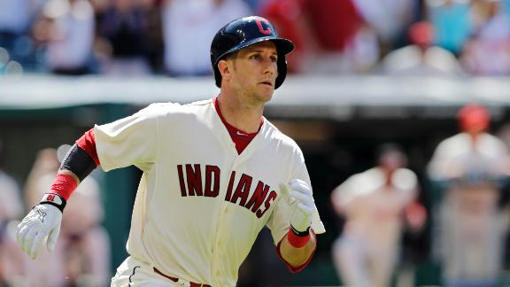Video - Indians Head Into Break At .500