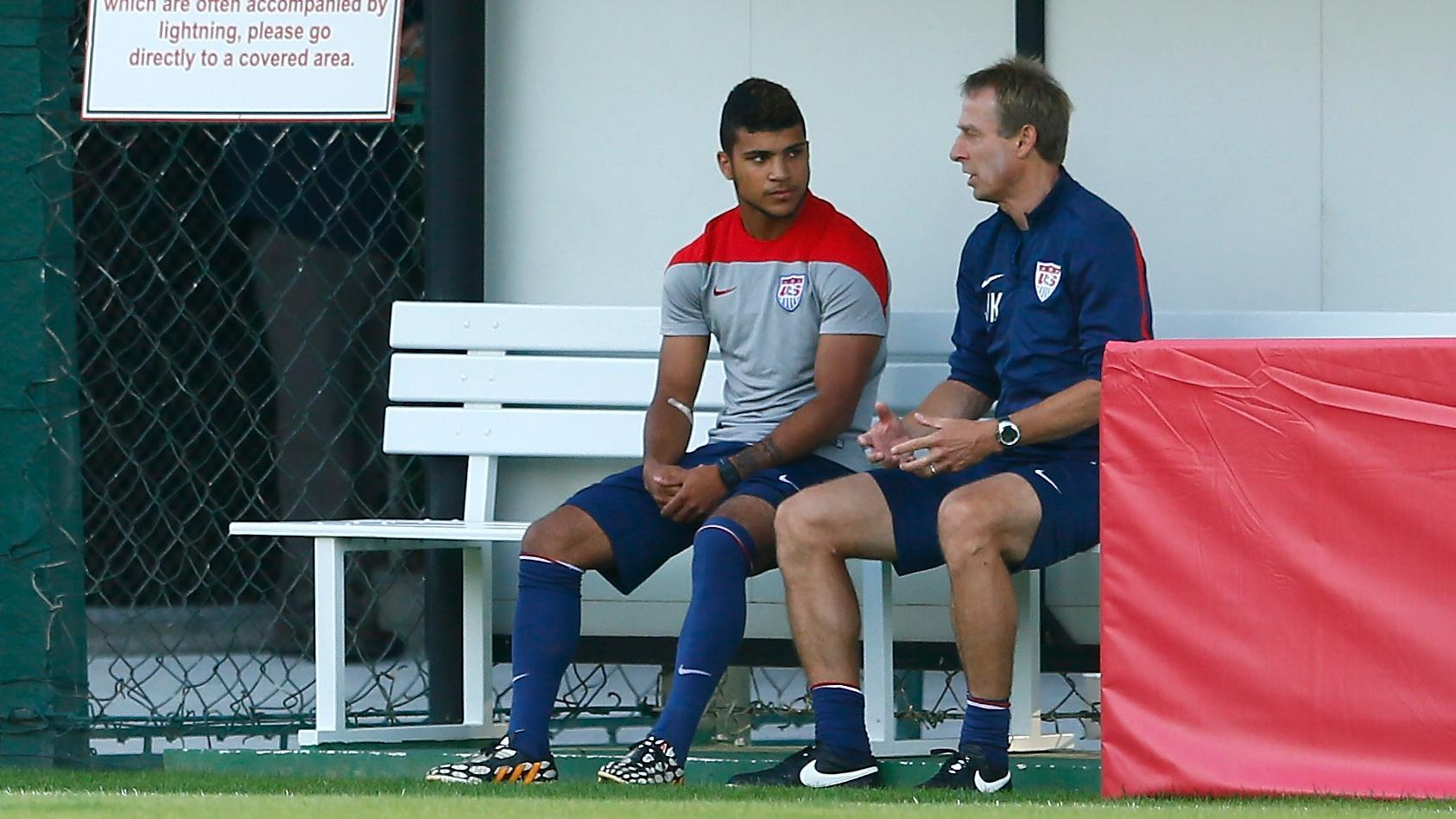 Klinsmann: It's an exciting time for U.S. soccer