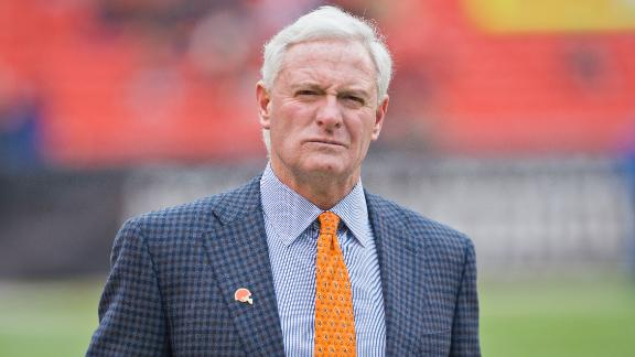 Browns Owner's Company To Pay $92M Fine