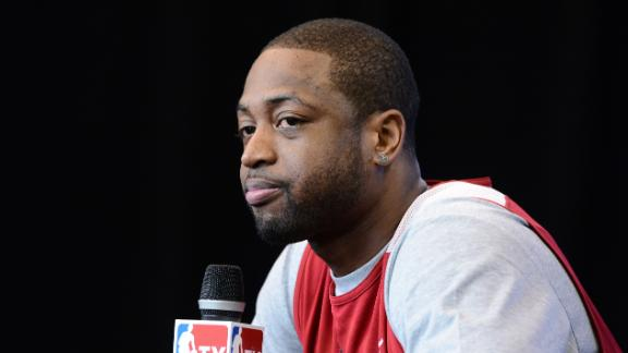 Wade Agrees To Contract With Heat