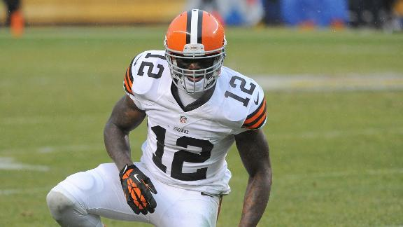 NFL Nation Buzz: Browns